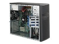 Supermicro SC732 D4-500B - Midi Tower