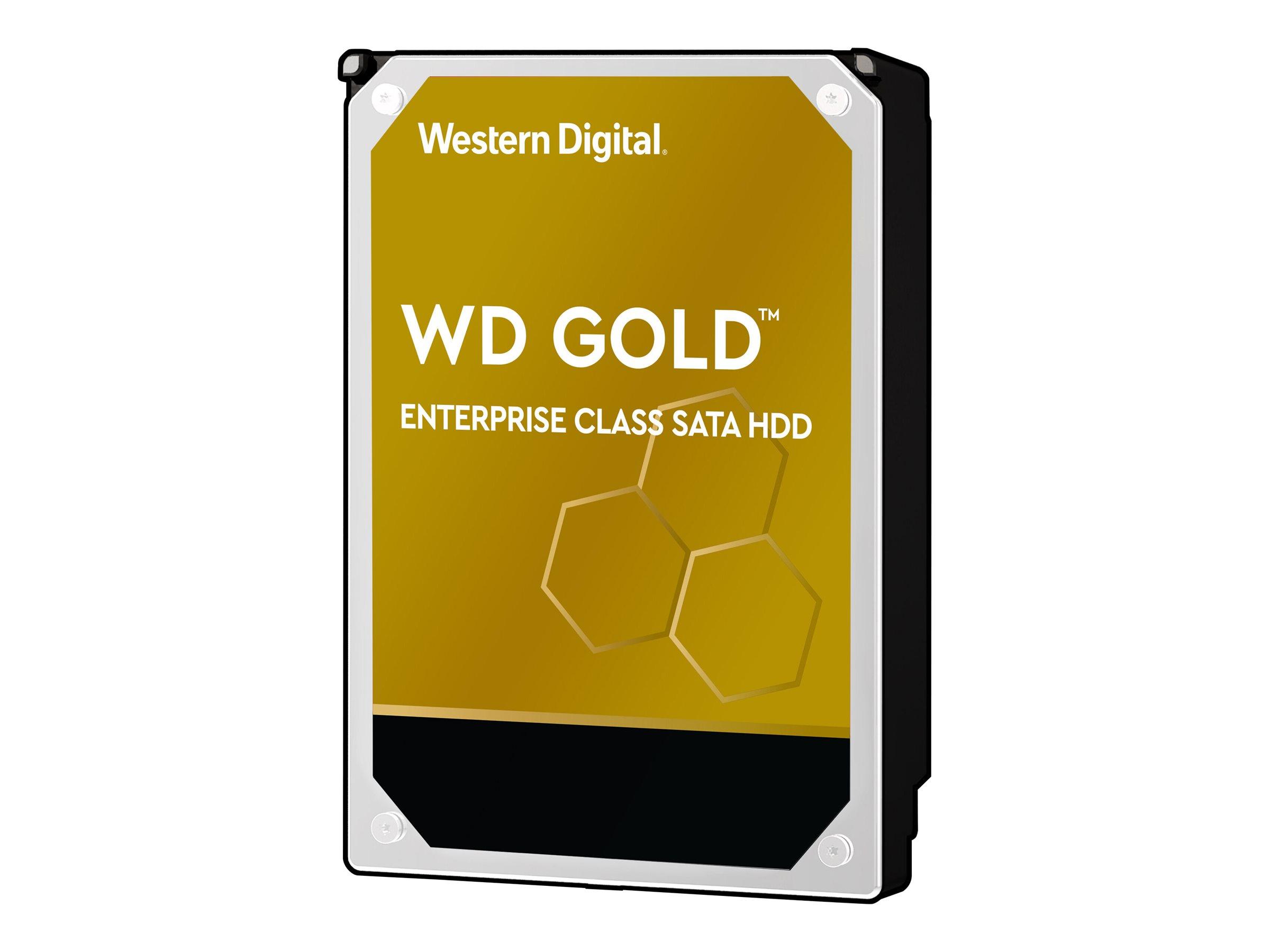 "WD Gold Enterprise-Class Hard Drive WD8004FRYZ - Festplatte - 8 TB - intern - 3.5"" (8.9 cm)"