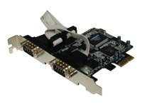 Longshine LCS-6321O - Serieller Adapter - PCIe