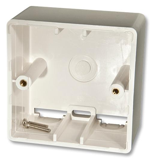 Lindy Aufputzrahmen 81x81mm für Wanddosen DE tief - Kabel