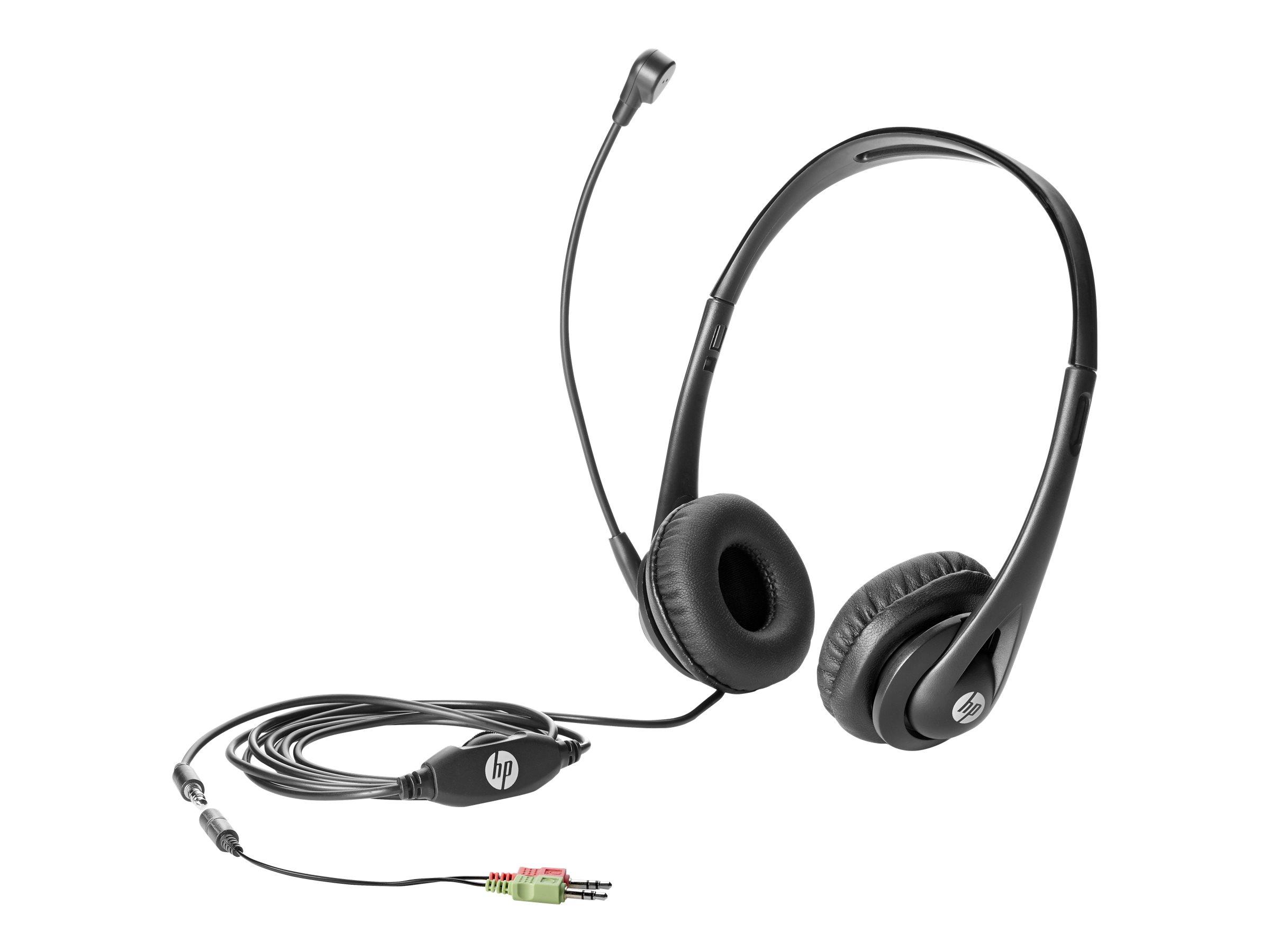 HP Business Headset v2 - Stereo - On-Ear - kabelgebunden