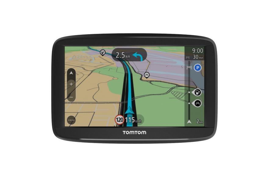 TomTom Start 52 - GPS-Navigationsgerät - 13 cm ( 5 Zoll )