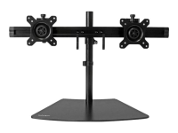 Dual Monitor Stand - Monitor Mount for Two LCD or LED Displays - Verstellbarer Arm für LCD-Display