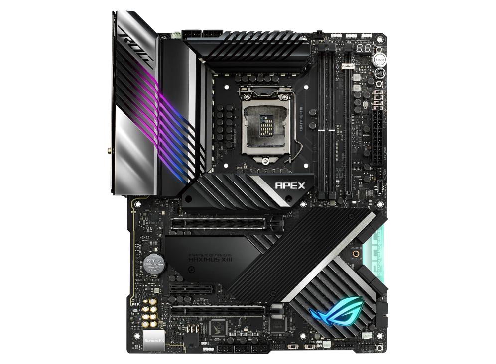 Vorschau: ASUS MB ASUS ROG MAXIMUS XIII APEX (Intel,1200,DDR4,ATX)