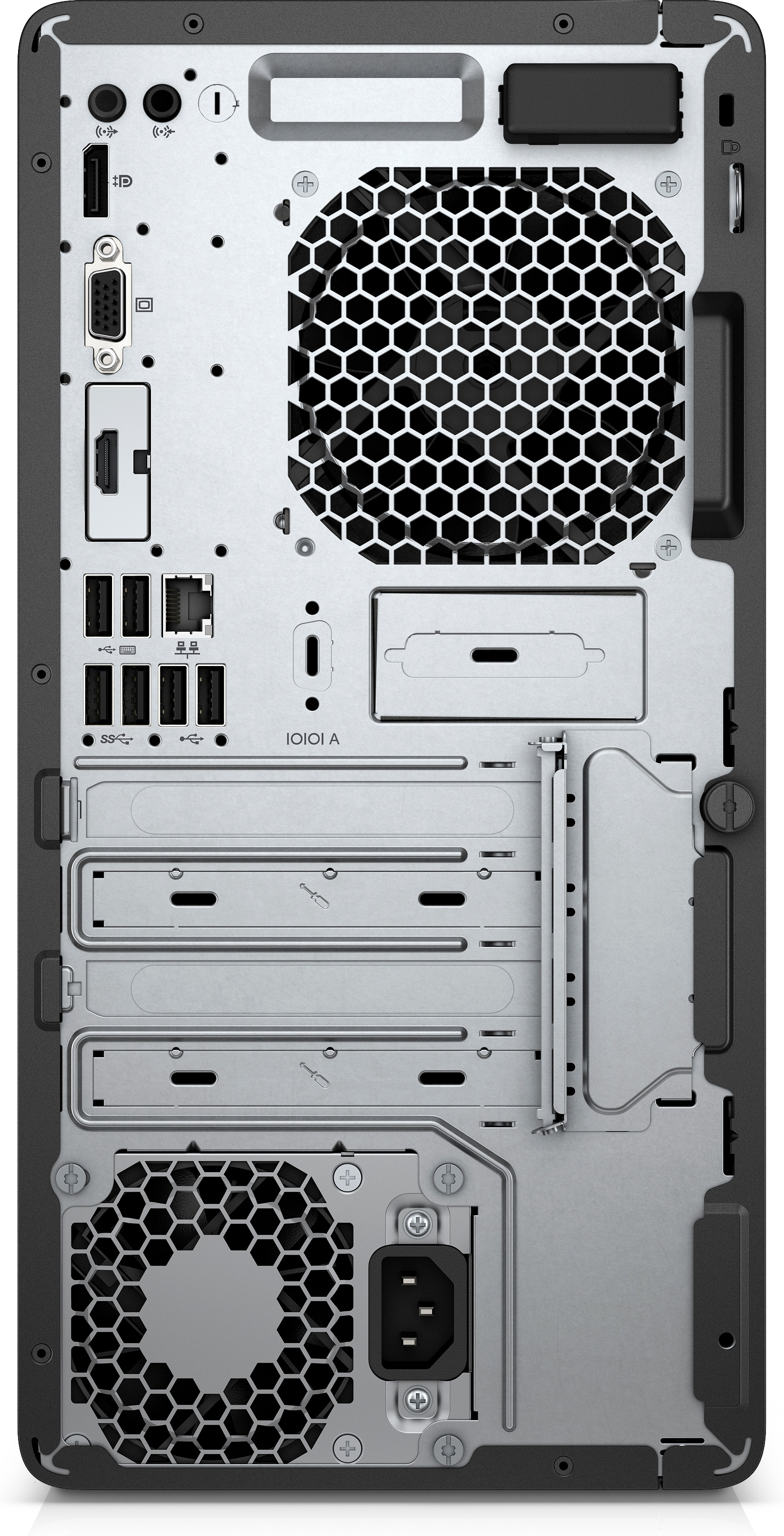 HP ProDesk 400 G6 - Micro Tower - Core i5 9500 / 3 GHz