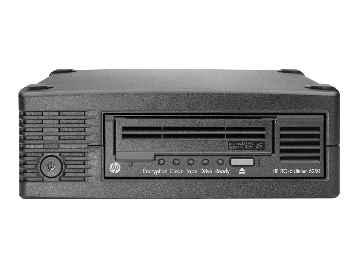 HP Enterprise StoreEver 6250 - Bandlaufwerk - LTO Ultrium (2.5 TB / 6.25 TB)