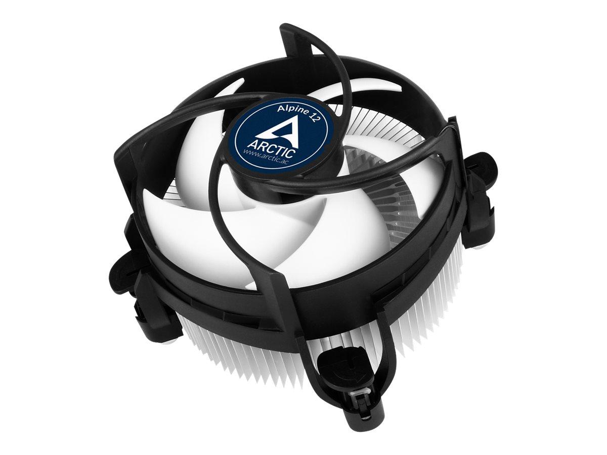 Arctic Alpine 12 - Prozessor-Luftkühler - (für: LGA1156, LGA1155, LGA1150, LGA1151)