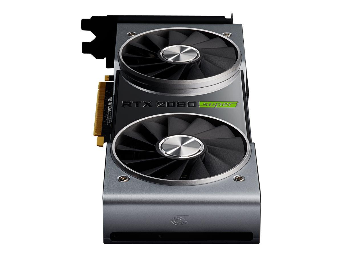Fujitsu NVIDIA GeForce RTX 2080 Super - Grafikkarten