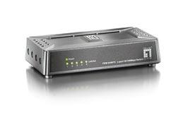 LevelOne PalmCom FSW-0508TX - Switch - 5 x 10/100