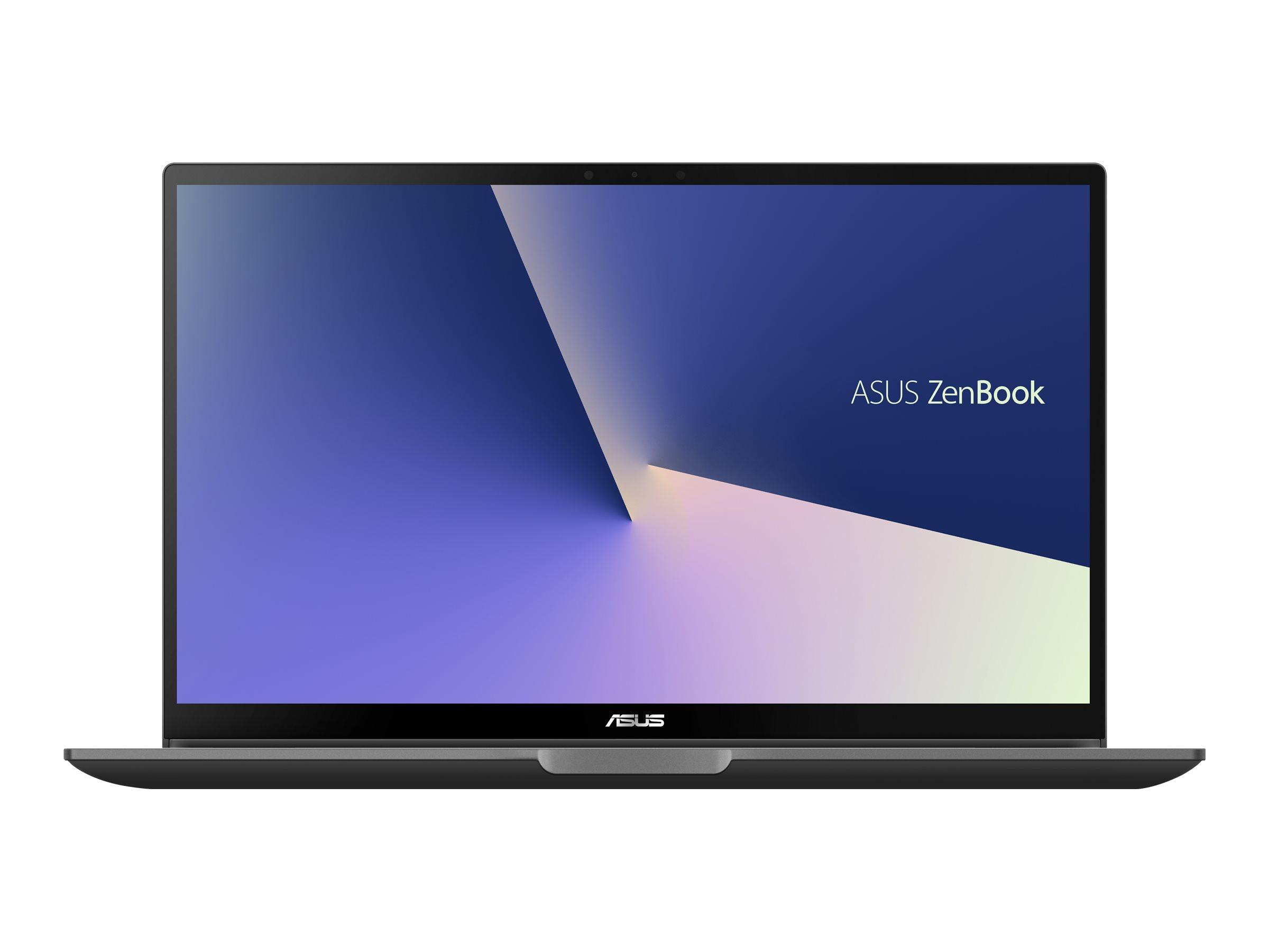 "Vorschau: ASUS ZenBook Flip 15 UX563FD-A1027R - Flip-Design - Core i7 10510U / 1.8 GHz - Win 10 Pro 64-Bit - 16 GB RAM - 1 TB SSD NVMe - 39.6 cm (15.6"")"
