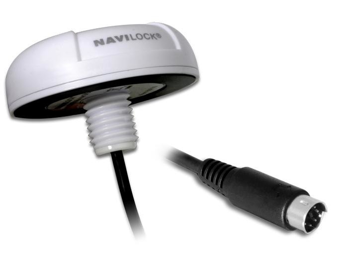 Navilock NL-8022MP - Seriell - L1 - 1575,42 MHz - 26 s - 1 s - GGA,GSA,GSV,RMC,VTG