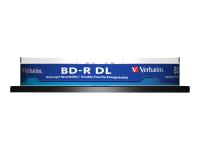 BD-R DL 50GB 6 x 10 Pack Spindle BD-R 50GB 10Stück(e)