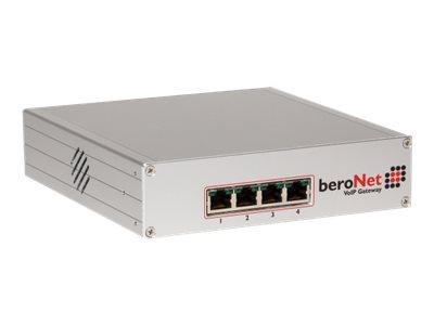 beroNet 4 FXS Gateway BF4004FXSBOX - VoIP-Gateway