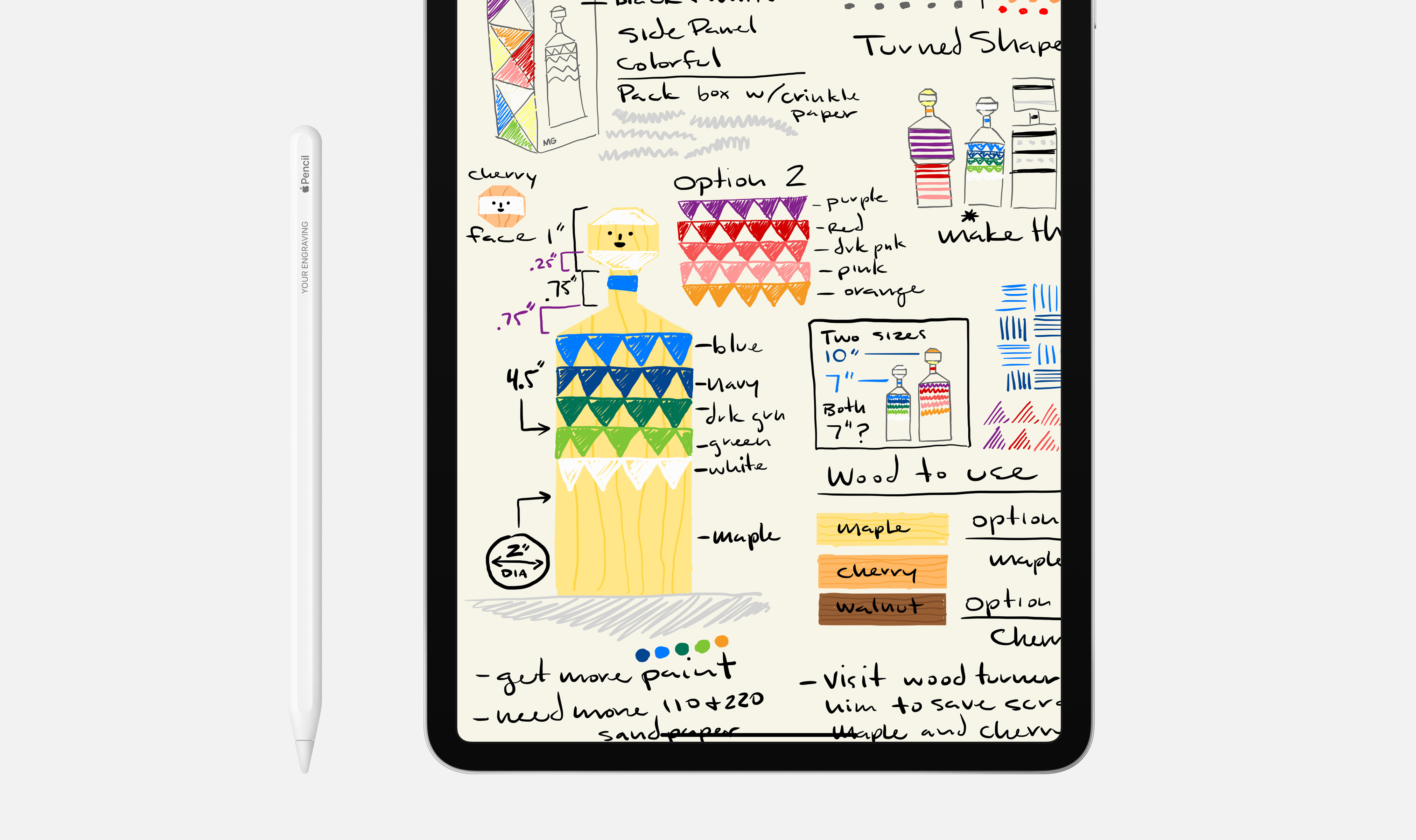 "Apple 12.9-inch iPad Pro Wi-Fi - 4. Generation - Tablet - 256 GB - 32.8 cm (12.9"")"