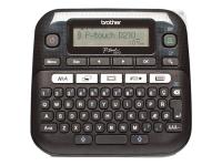 P-Touch PT-D210 - Beschriftungsgerät - monochrom