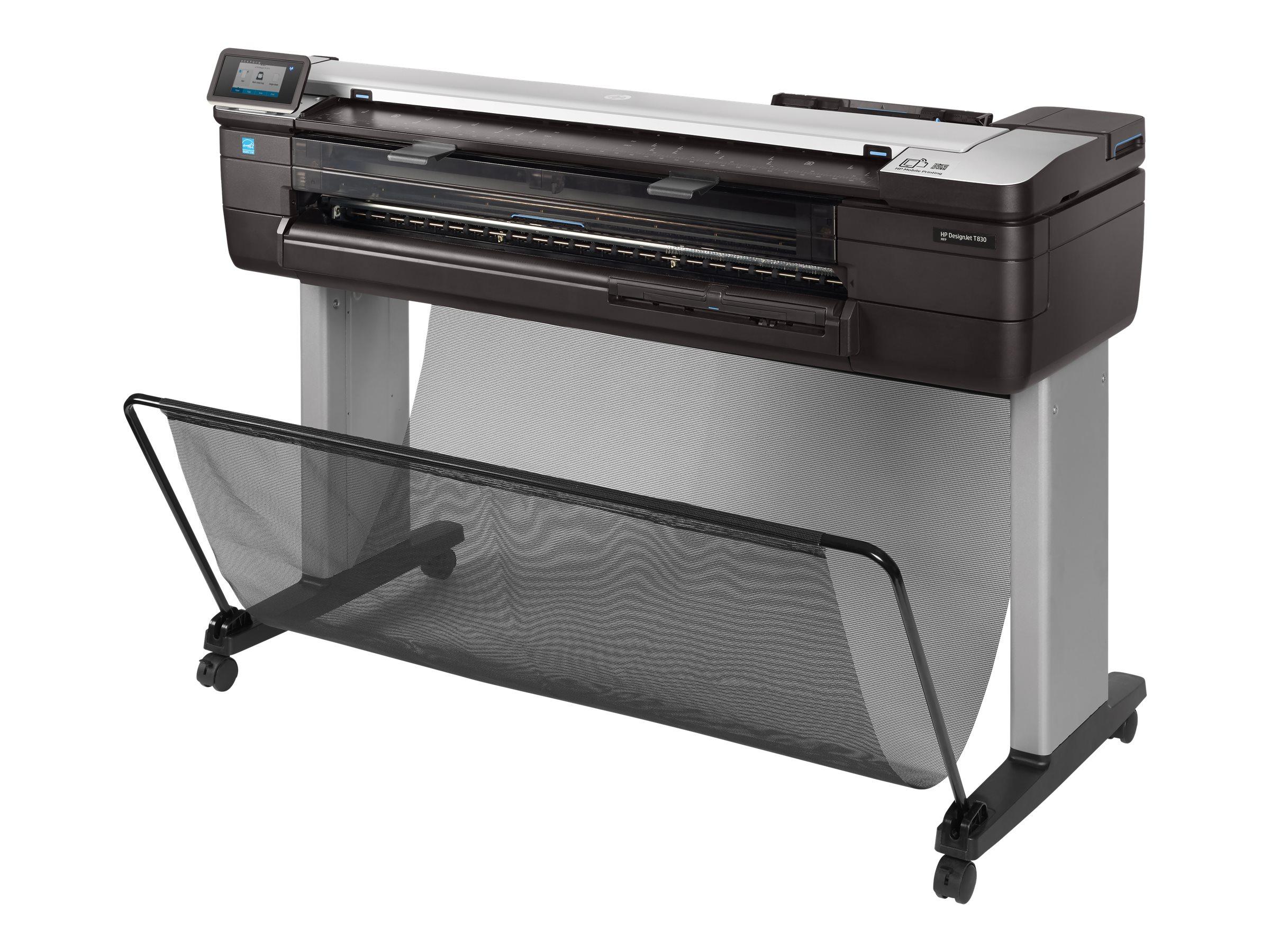 """Vorschau: HP DesignJet T830 - 914 mm (36"""") Multifunktionsdrucker - Farbe - Tintenstrahl - 914 x 2770 mm (Original)"""