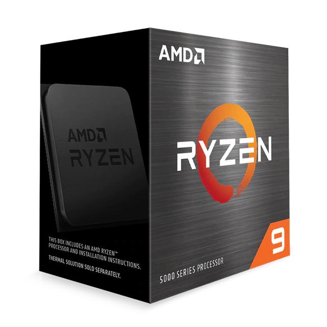 AMD Ryzen 9 5900X - AMD Ryzen 9 - Socket AM4 - PC - 7 nm - AMD - 3,7 GHz