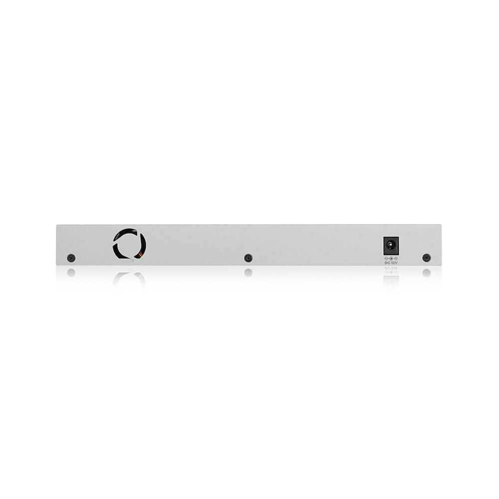 ZyXEL XGS1250-12 - Switch - managed - 8 x 10/100/1000 + 3 x 100/1000/2.5G/5G/10GBase-T + 1 x SFP+