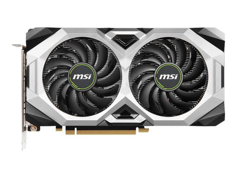 Vorschau: MSI GeForce RTX 2060 VENTUS GP OC - Grafikkarten