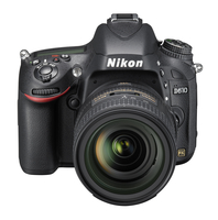 D610 + AF-S NIKKOR 24-85mm - 24,3 MP - 6016 x 4016 Pixel - CMOS - 3,5x - Full HD - Schwarz