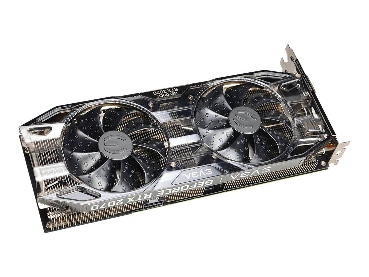 EVGA GeForce RTX 2070 Black GAMING - Grafikkarten