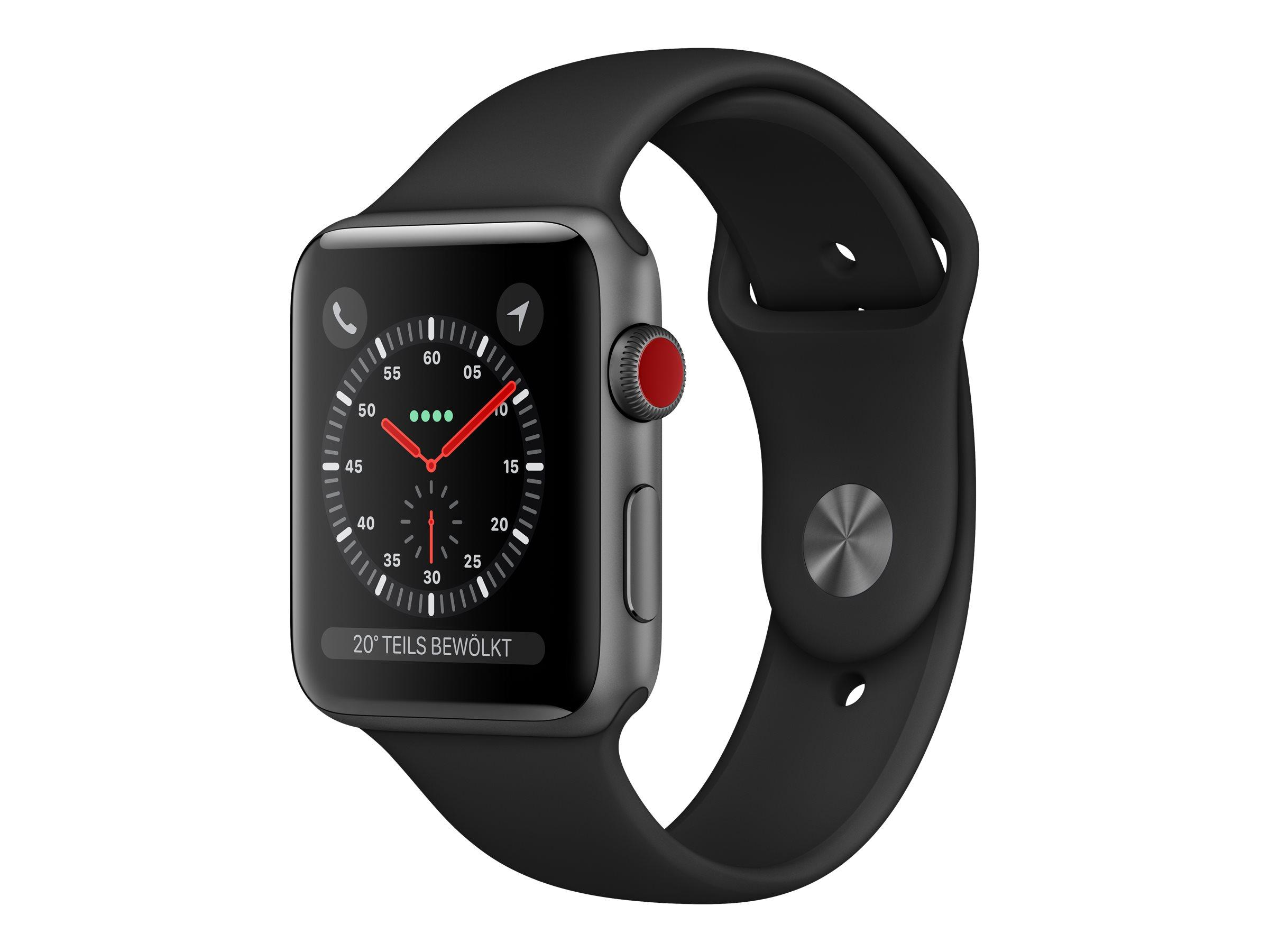 Apple Watch Series 3 (GPS + Cellular) - 38 mm