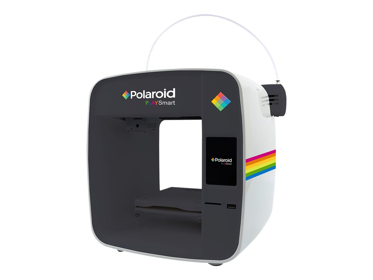 Polaroid PlaySmart - 3D-Drucker - FDM/FFF - max. Baugröße 120 x 120 x 120 mm