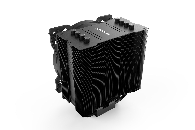 Be Quiet! Pure Rock 2 - Prozessor - Kühlset - 12 cm - LGA 1150 (Socket H3),LGA 1151 (Socket H4),LGA 1155 (Socket H2),LGA 2011-v3 (Socket R),LGA... - 1500 RPM - 19,1 dB