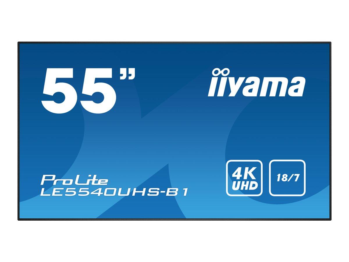 "Iiyama ProLite LE5540UHS-B1 - 140 cm (55"") Klasse (138.68 cm (54.6"")"