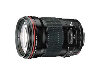 Canon EF - Teleobjektiv - 135 mm - f/2.0 L USM