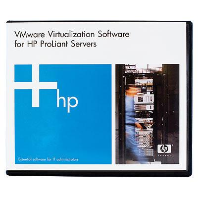 HP VMware vSphere Std 1P 3J 24x7 E-LTU (BD711AAE)