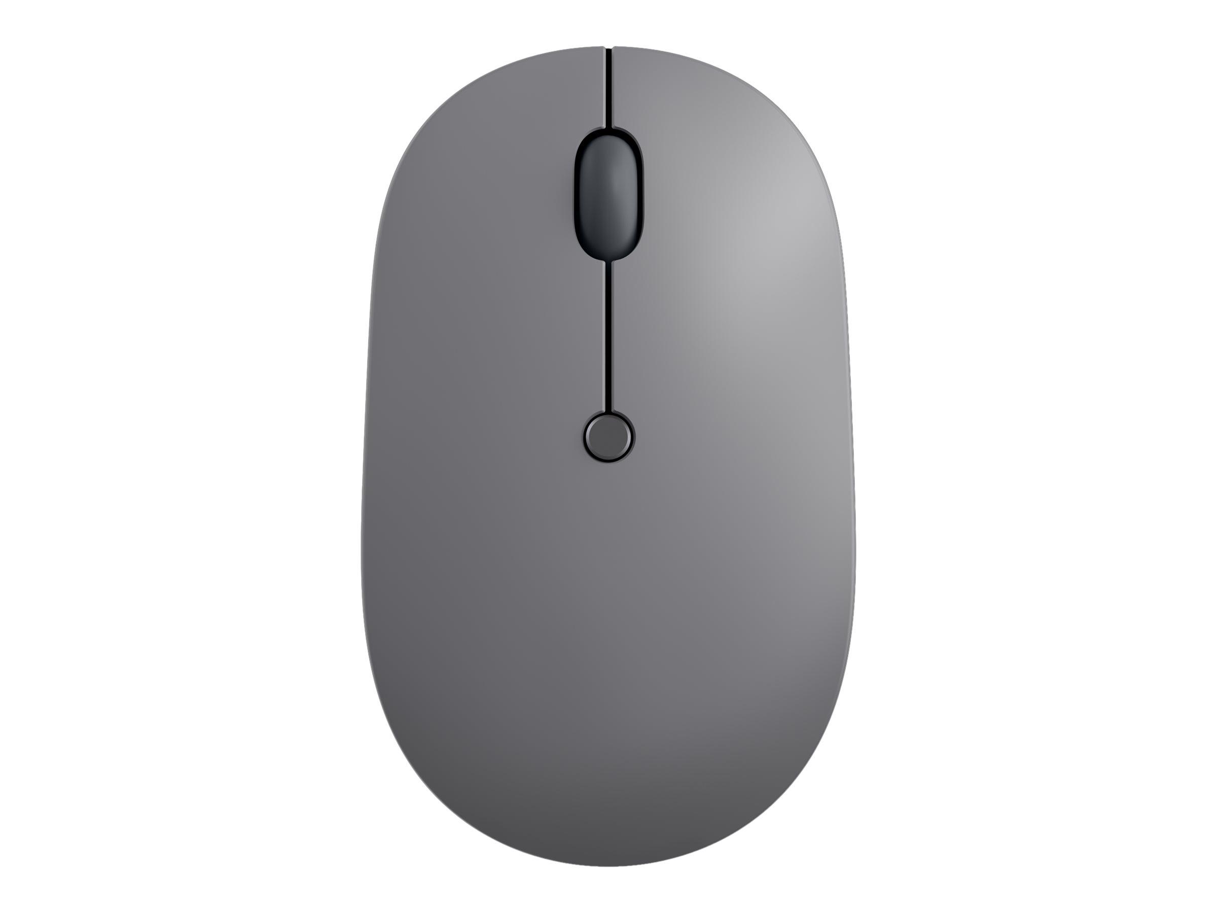 Lenovo Go - Maus - ergonomisch - rechts- und linkshändig
