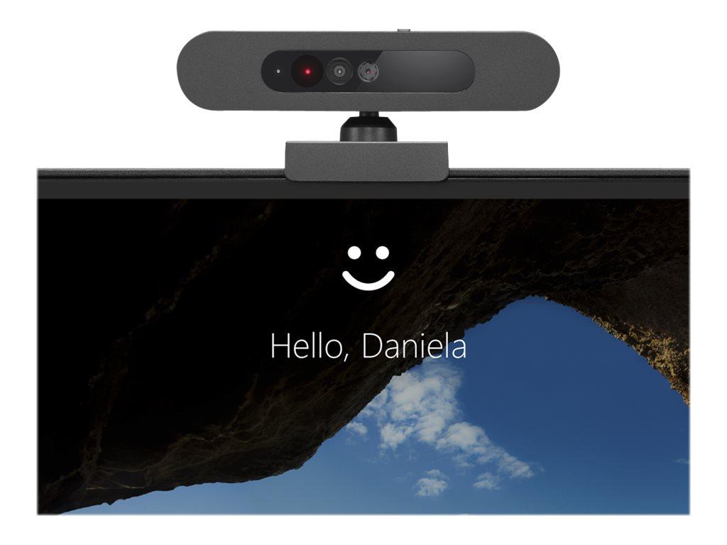 Lenovo 500 FHD Webcam - Web-Kamera - Farbe - 1920 x 1080
