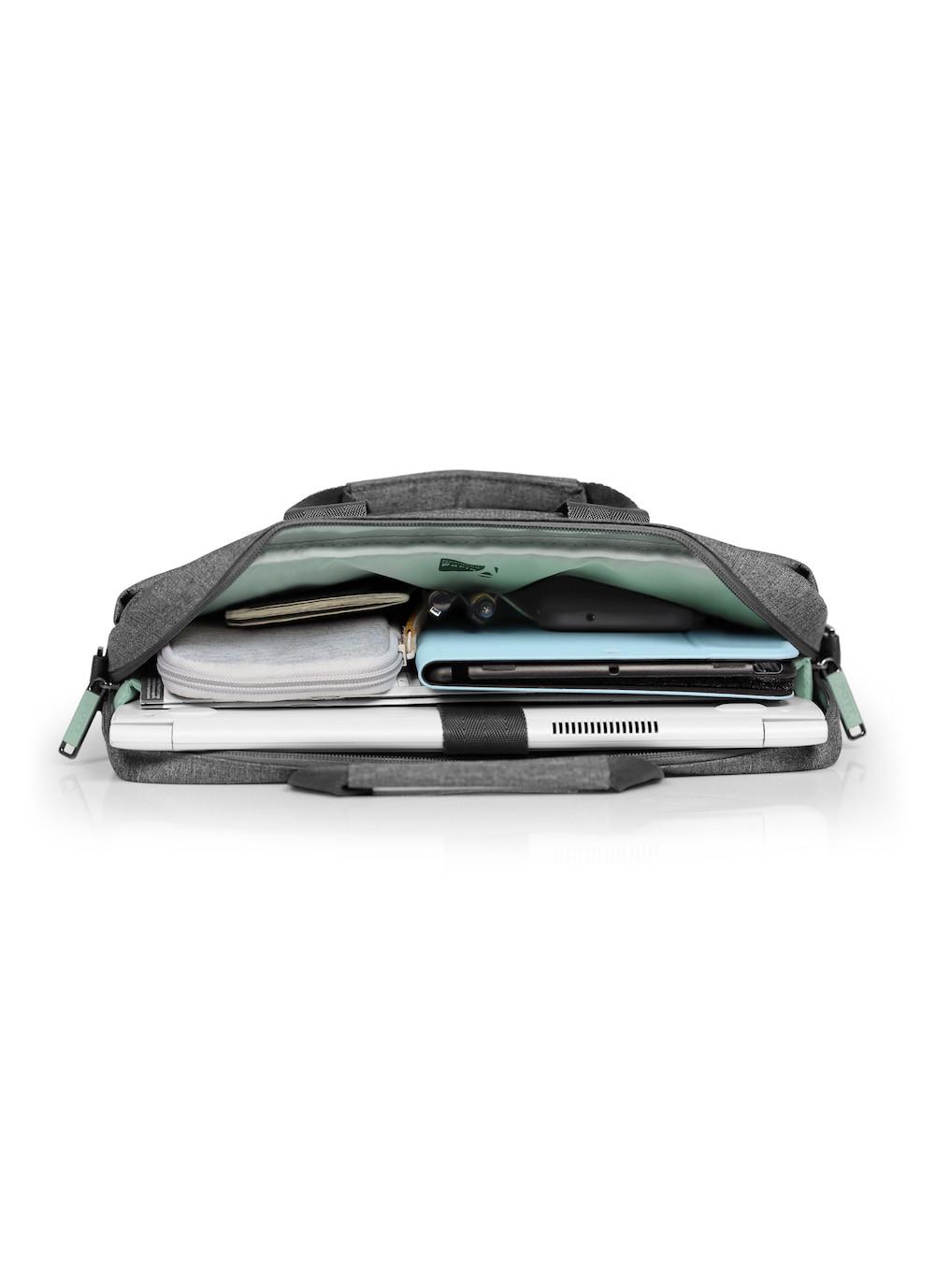PORT Designs Yosemite Eco TL - Aktenkoffer - 39,6 cm (15.6 Zoll) - Schultergurt - 563 g