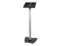 Verschließbarer Bodenständer für iPad