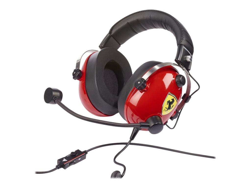 ThrustMaster T.Racing Scuderia - Headset - Ferrari Edition