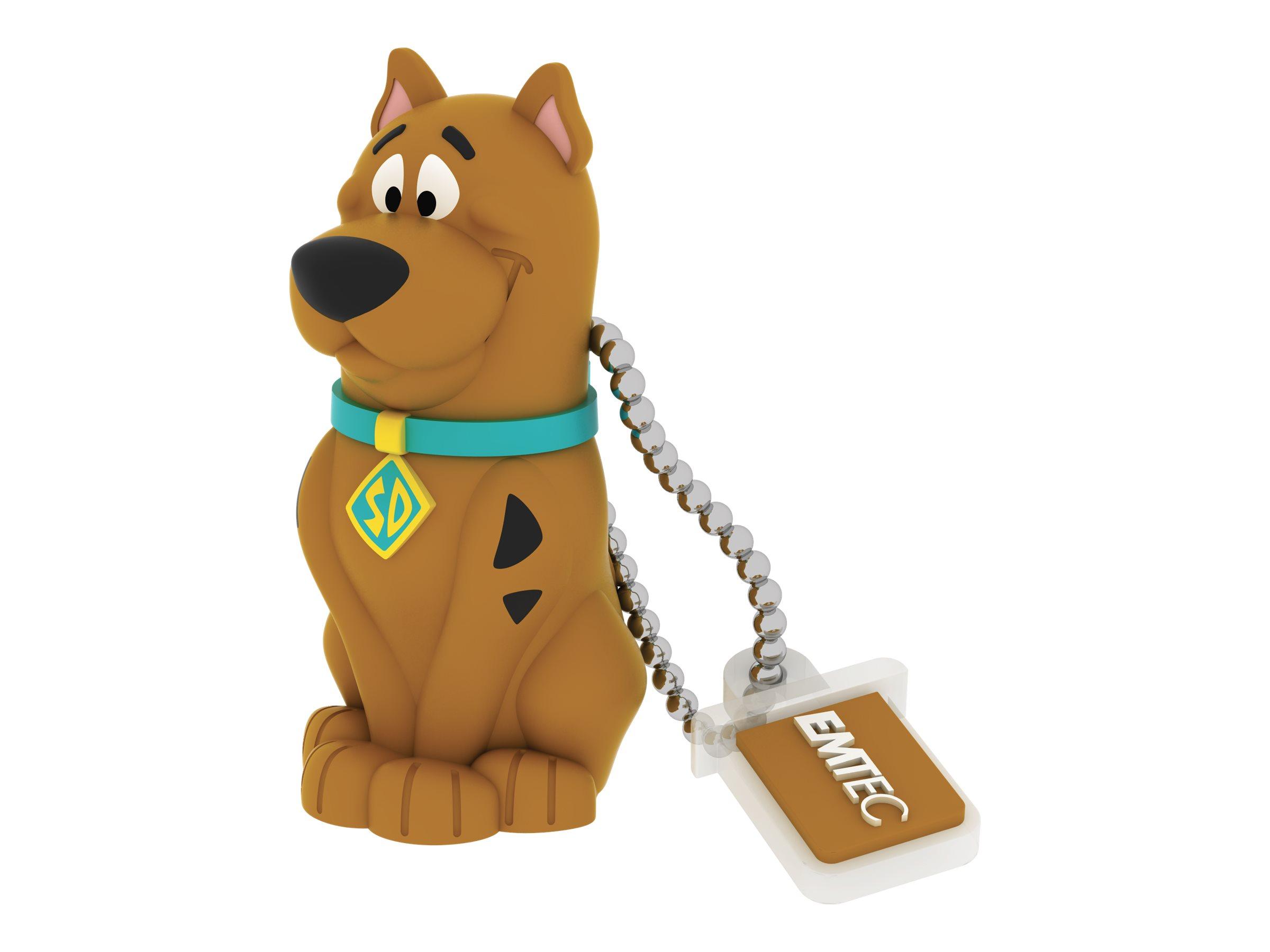 EMTEC Novelty 3D HB106 Scooby Doo - USB-Flash-Laufwerk