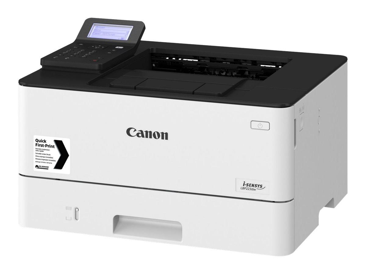 Canon i-SENSYS LBP223dw - Drucker - s/w - Duplex