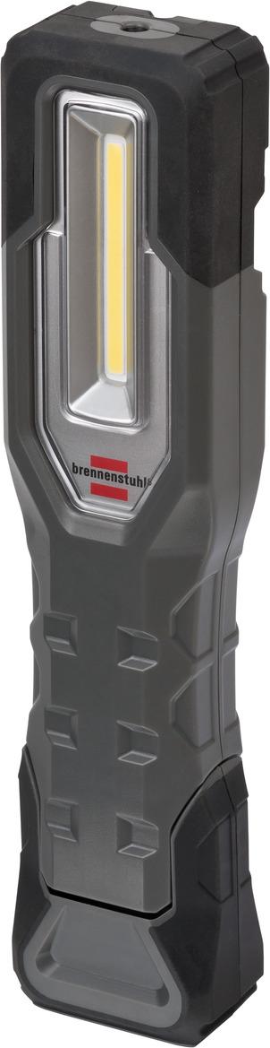 Brennenstuhl 1175680 - Hand-Blinklicht - Schwarz - Grau - Kunststoff - Tasten - IP54 - LED