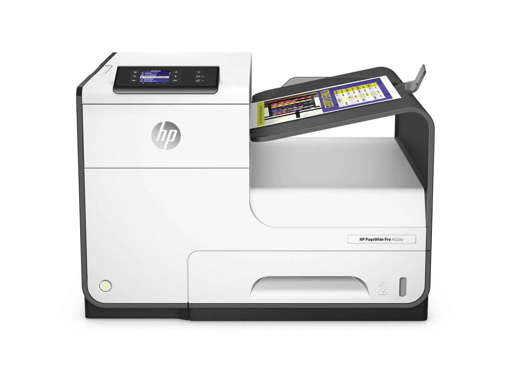 HP PageWide Pro 4 - Drucker