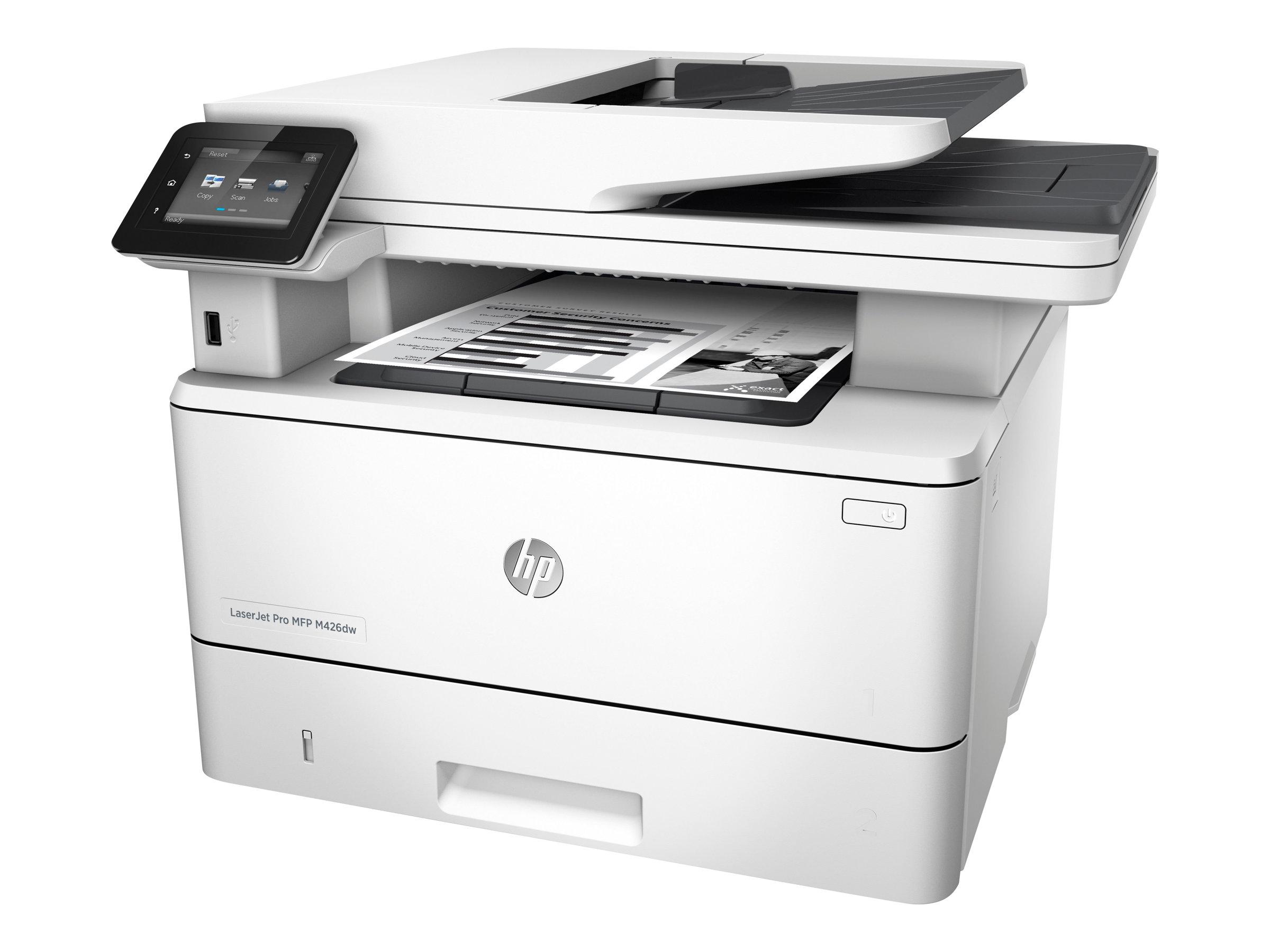 HP LaserJet Pro MFP M426dw - Multifunktionsdrucker