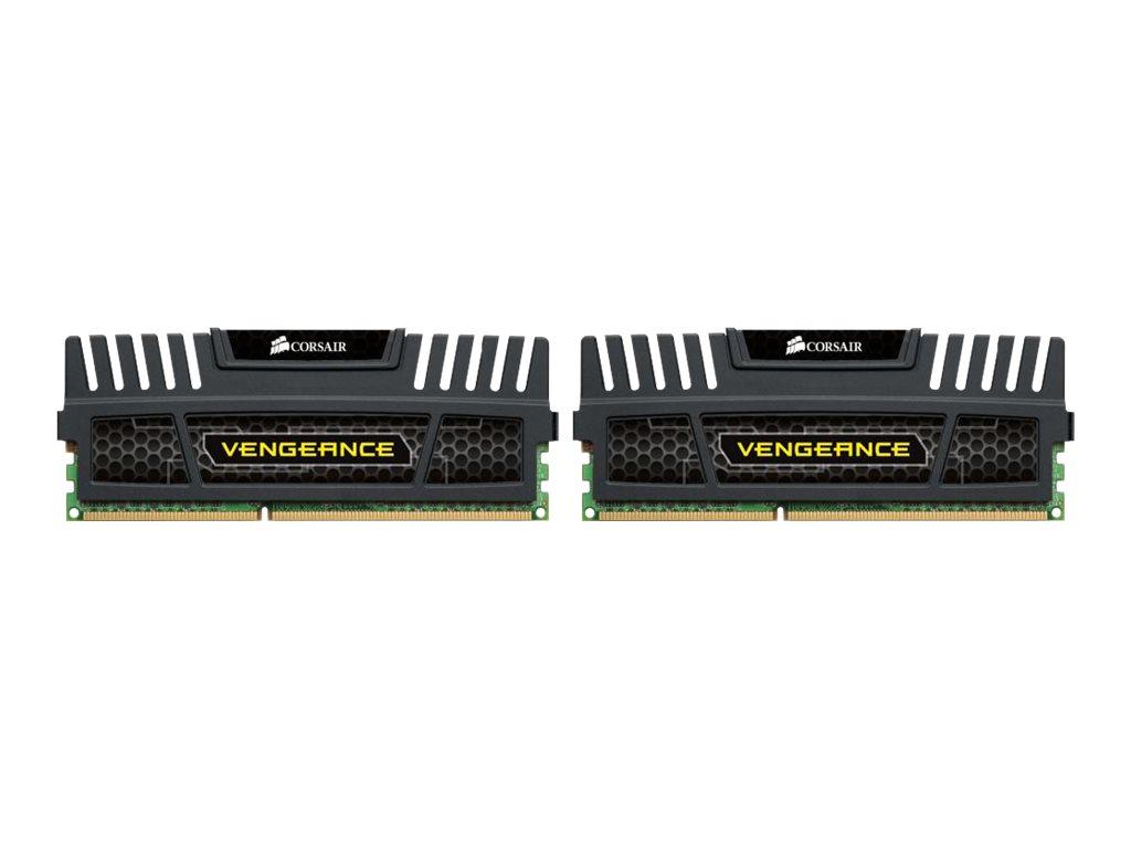 Corsair Vengeance - DDR3 - kit - 8 GB: 2 x 4 GB