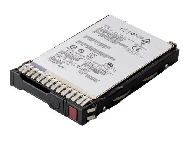 """HPE Read Intensive - 960 GB SSD - Hot-Swap - 2.5"""" SFF (6.4 cm SFF)"""