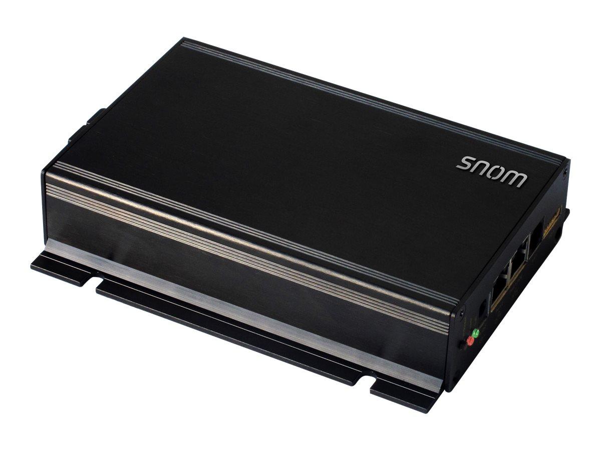 Snom PA1 - Netzwerk-Audio-Receiver - 4 Watt (Gesamt)