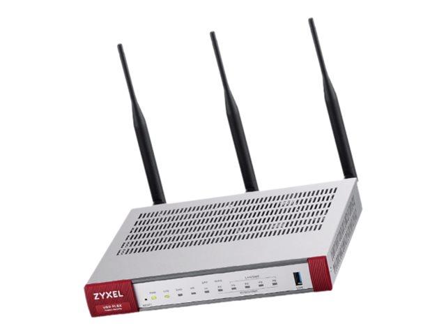 ZyXEL ZyWALL USG FLEX 100W - Firewall - GigE