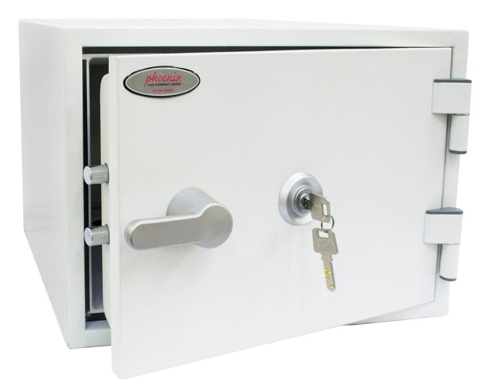 Phoenix Safe Co. FS1281K - Weiß - Elektronisch - 19 l - Stahl - 412 mm - 363 mm