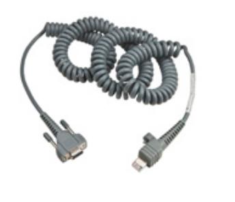 HONEYWELL Kabel seriell - DB-9 - 3.7 m - gewickelt