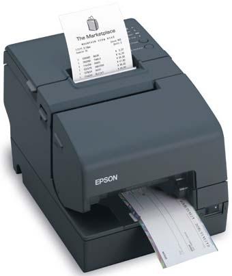 Epson TM-H6000IV (015): Serial - w/o PS - EDG