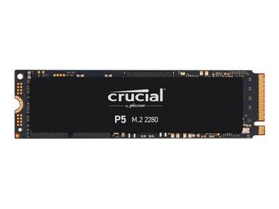 Micron Crucial P5 - 250 GB SSD - intern - M.2 2280 - PCI Express 3.0 (NVMe)