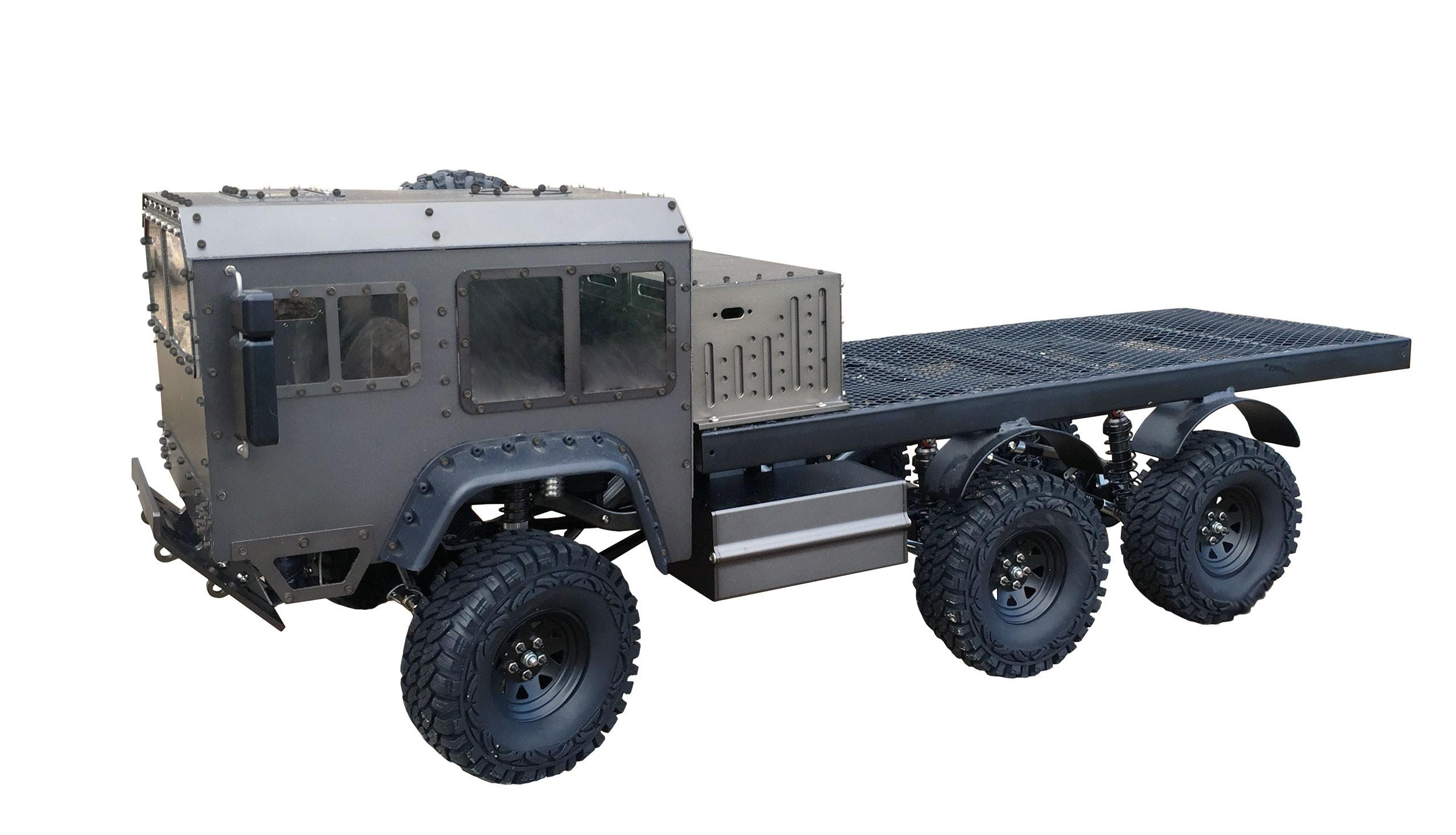 Amewi AMXrock - Elektromotor - Grau - Metall